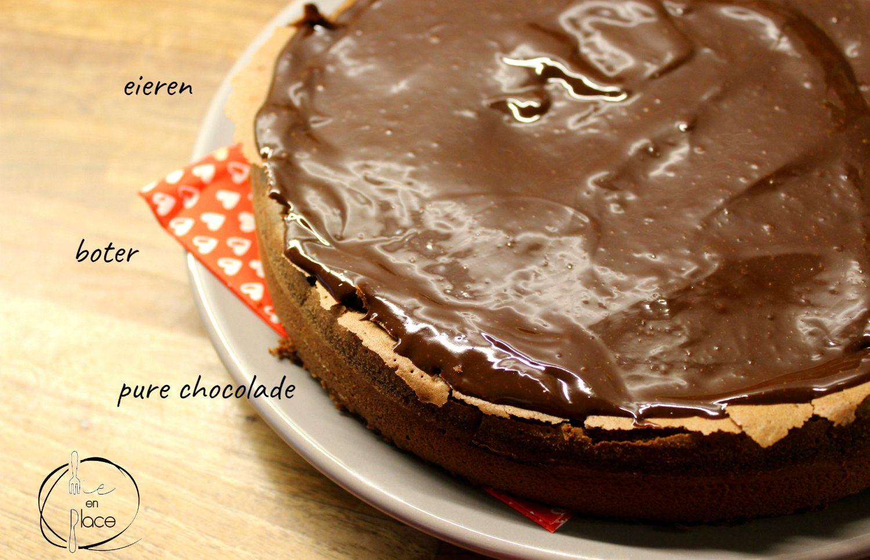 Chocoladetaart van Mathilda
