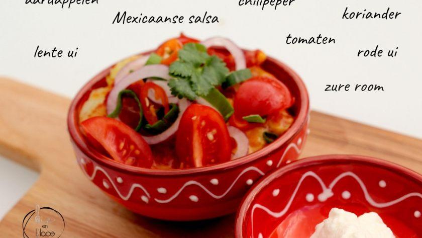 Mexicaanse aardappelen