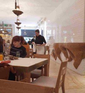 Nopi zicht restaurant