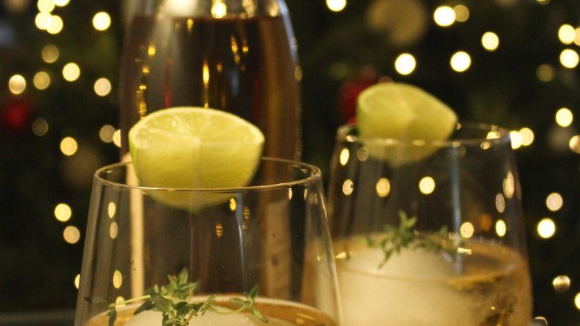 Cocktail met Pineau des Charentes